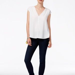 Rachel Roy Asymmetrical Top